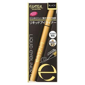 Excel liquid eyeliner EX LD01 black *AF27*