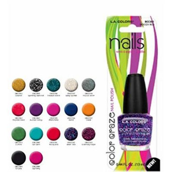 Blister Nail Polish Glistening Purple, Case of 12