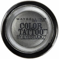 Maybelline 24 Hour Eyeshadow, Audacious Asphalt, 0.14 Ounce (Pack of 2) by Maybelline