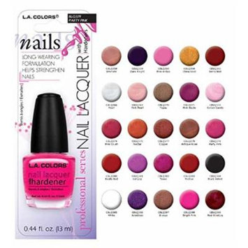 Blister Nail Lacquer White, Case of 12