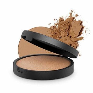 INIKA Baked Mineral Bronzer, Matte Mineral Make-Up Formula, Lightweight , Long Wearing, SunKissed Glow, Vegan, Hypoallergenic, Dermatologist Tested, Oil Free, 8g (0.28 oz)