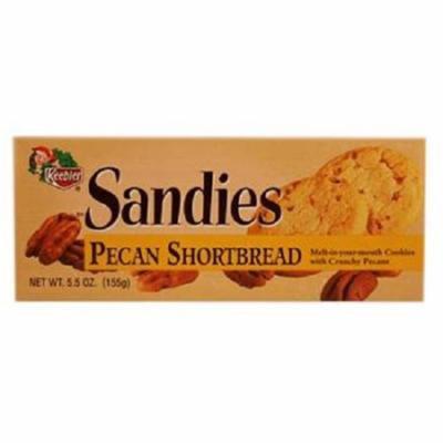 KEEBLER SANDIES PECAN SHORTBREAD 5.5 oz