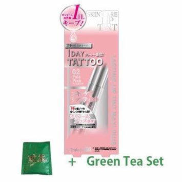 K-Palette Lasting Lip Tint Maxi Plus - Pale Pink (Green Tea Set)