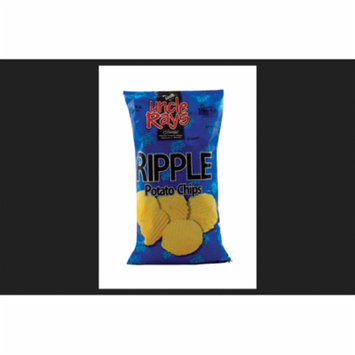 Uncle Ray's Ripple Potato Chips 6 oz. Bag