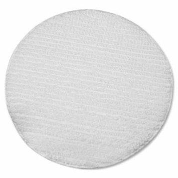 Impact Products Low Profile Carpet Bonnet, White, 1 Each (Quantity)