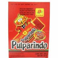 PULPARINDO TAMARIND HOT & SALT ( 20 in a Pack )