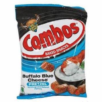 Combos Buffalo Blue Cheese Pretzel Baked Snacks 6.30 oz