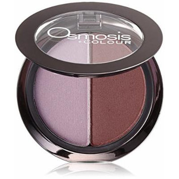 Osmosis Skincare Eye Shadow Duo, Mystic Mulberry
