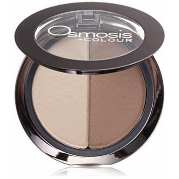 Osmosis Skincare Eye Shadow Duo, Truffle Bliss