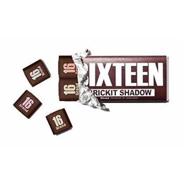 16 Brand Brickit Chocolate Eye Shadow Palette 10 type (1.2g) (SG03 Violet)