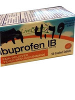 Live Better Ibuprofen Ib Pain Reliever Fever Reducer Exp Date 10/16
