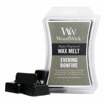 Woodwick Wax Melt 3 Oz. - Evening Bonfire