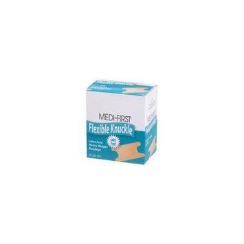 MEDI-FIRST Bandage,Fabric,Box,2 In L,PK40 61678