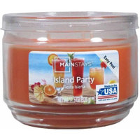 Mainstays 11.5-Ounce Scented Candle, Island Party