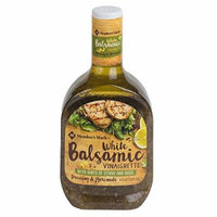 Member's Mark White Balsamic Vinaigrette Dressing & Marinade (36 oz.) (pack of 6)