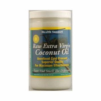 Health Support Raw Coconut Oil Raw - 31 fl oz