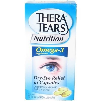 TheraTears Nutrition Omega-3 Fish Oil Supplement