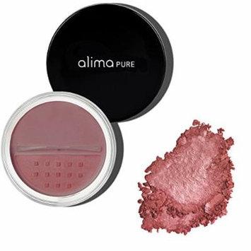Alima Pure Luminous Shimmer Blush - Garnet