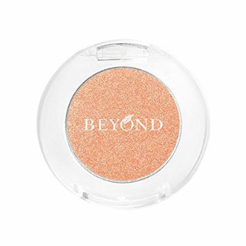 Beyond Single Eyeshadow 1.7g (#4 Orangekle)