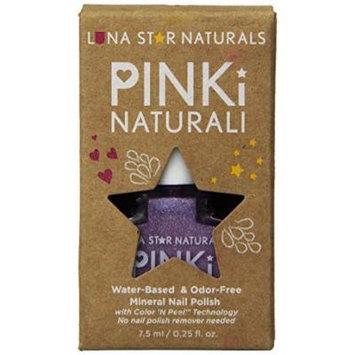 Lunastar Pinki Naturali Nail Polish, Sacramento, 0.25 Fluid Ounce by LunaStar
