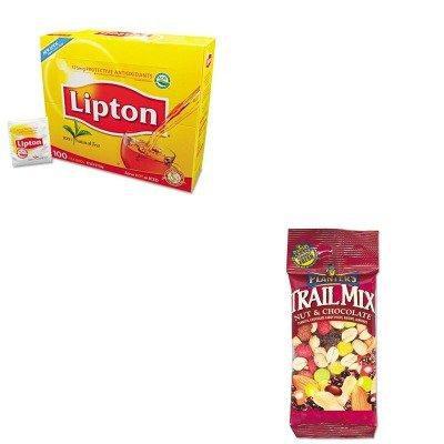 KITLIP291PTN00027 - Value Kit - Planters Trail Mix (PTN00027) and Lipton Tea Bags (LIP291)