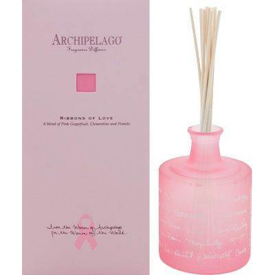 Archipelago Botanicals Ribbons of Love Fragrance Diffuser
