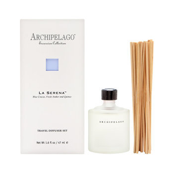 Archipelago, Inc. Archipelago Botanicals Excursion Collection Travel Diffuser Set