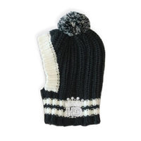 Hip Doggie HD-7CPG-M Medium HD Crown Knit Hat - Grey