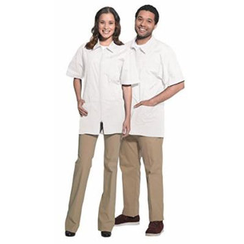 Diane Nail Tech Pro Stylist Jacket White X-Large
