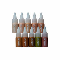 Endura SKT Skin Cover Up 10 Pack Airbrush Makeup, 1oz