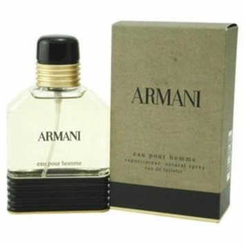 Armani Eau de Toilette 3.4 oz (Pack of 4)