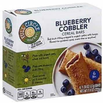 Full Circle Blueberry Cobbler Cereal Bars