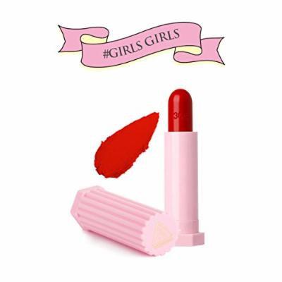3CE [3 Concept Eyes] Love 3CE Velvet Lip Stick 3.5g (#Girls Girls)