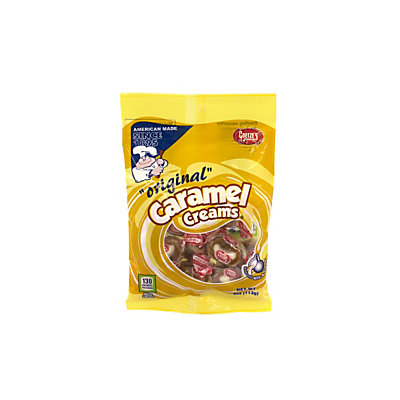 Goetze Caramel Creams Original, 4 oz, 12 Count