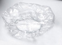 Nobles Health Care Product Solutions Disposable Plastic Shower Caps - Case Of 1000