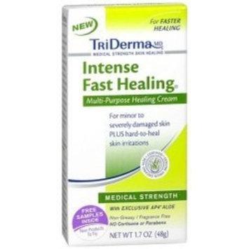 Triderma Intense Fast Healing Cream, 1.7 Ounce