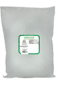 Frontier Natural Products Whole Jasmine Flowers 16 oz