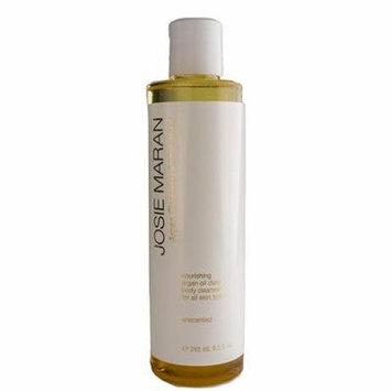 josie maran argan cleansing oil for body (full (8.3 fl oz/245ml), unscented)