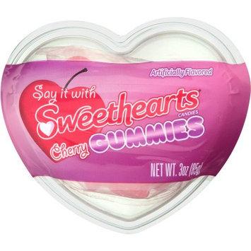 Sweethearts Valentine Cherry Gummies Candy