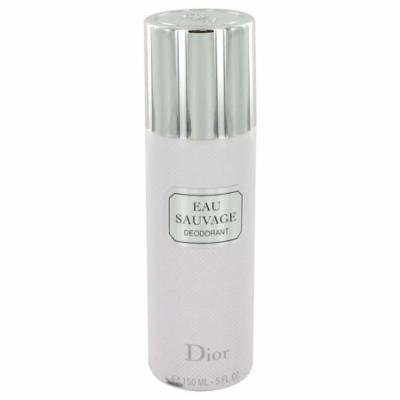 EAU SAUVAGE by Christian Dior,Deodorant Spray 5 oz, For Men