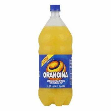 Orangina Drink PET Bottle, 1.75 LT (Pack of 8)