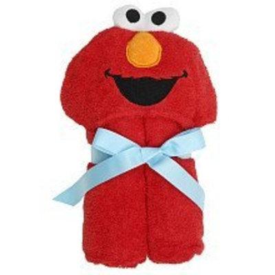 Sesame Street Elmo's World Hooded Towel - Elmo