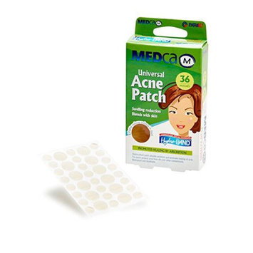 Etcbuys Universal Acne Pimple Patch Absorbing Cover 36 Count Two Sizes