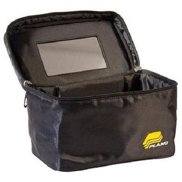 Plano soft sided Men's travel accessory bag tote shaving Kit toiletry dopp kit