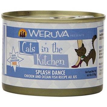 Weruva Cats in the Kitchen Splash Dance 6oz