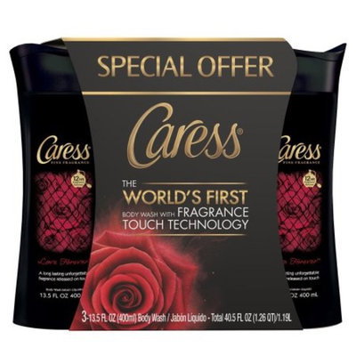 Caress Love Forever Adore Forever Body Wash Gift Set, 27 oz