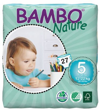 Bambo Nature Eco-Diapers