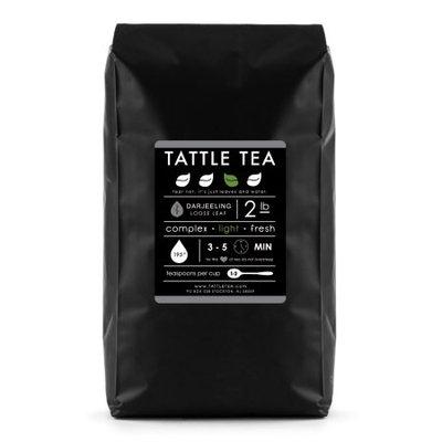 Tattle Tea - Darjeeling black tea, Loose Leaf Tea, 32 Ounce