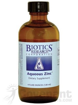 Biotics Research Aqueous Zinc 4 fl oz