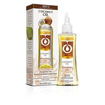 ORS Coconut Oil Strengthens Hair, 3.04 Ounce